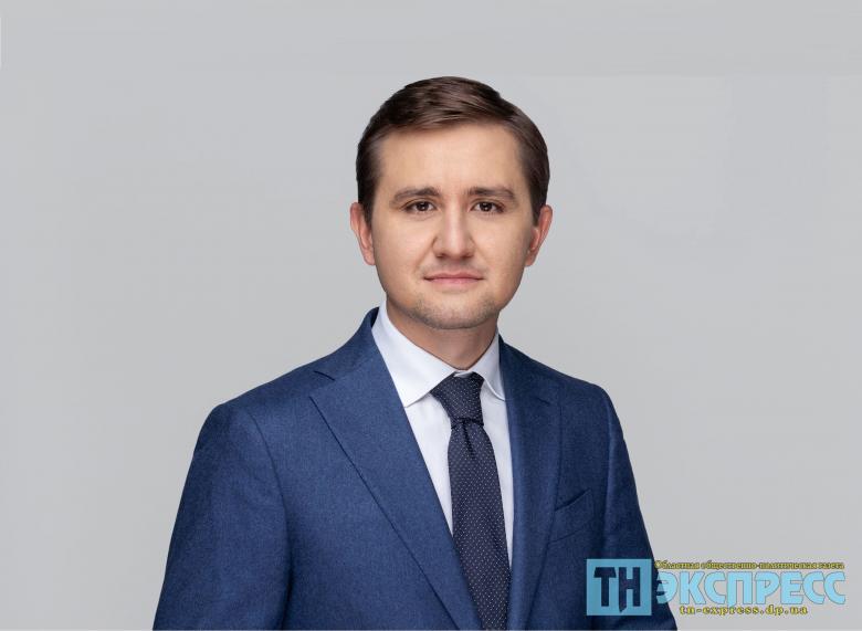 Ільдар Салєєв, генеральний директор ДТЕК Енерго