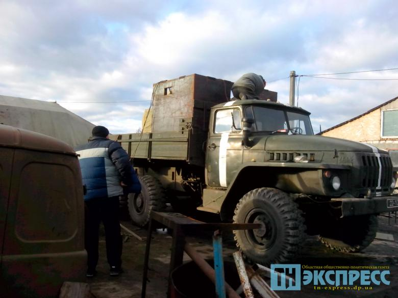 Ремонтування військової техніки на ВБТЗ